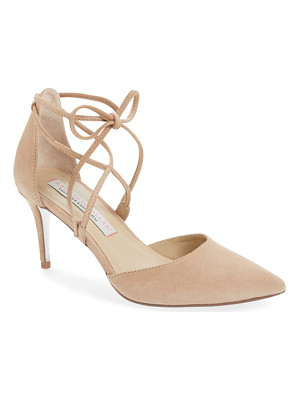 Kristin Cavallari 'opel' lace-up pointy toe pump