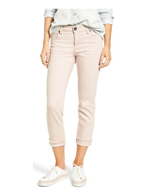 KUT from the Kloth amy stretch slim crop jeans