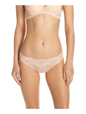 LA PERLA English Rose Thong