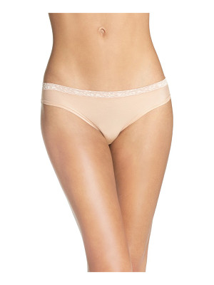 LE MYSTERE 'Safari' Lace Trim Bikini