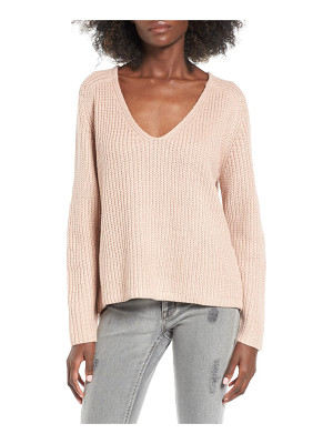 Leith v-neck sweater