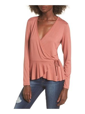 LEITH Wrap Top