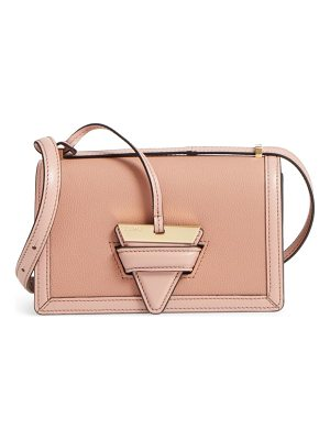 Loewe small barcelona grainy leather crossbody bag