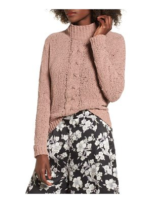 LOST AND WANDER Jolie Chenille Sweater