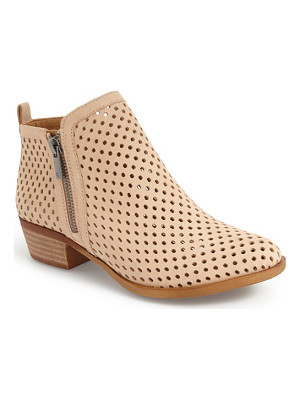 LUCKY BRAND 'Basel' Perforated Bootie