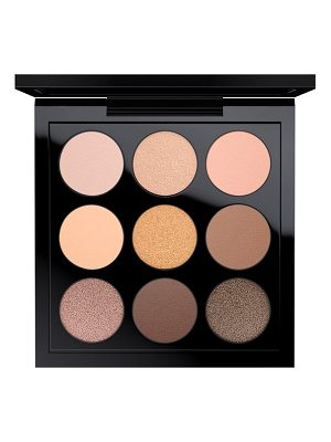 MAC times nine eyeshadow palette
