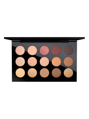 MAC 'warm neutral times 15' eyeshadow palette