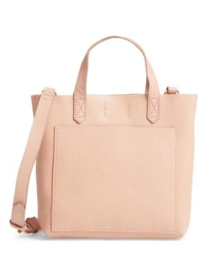 MADEWELL Small Transport Leather Crossbody Bag