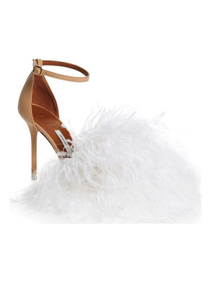 MALONE SOULIERS nicoletta feather sandal