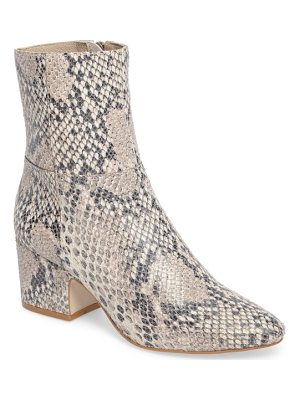 Matisse at ease genuine calf hair bootie