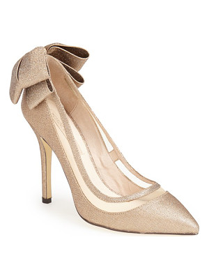 MENBUR 'Crusy' Glitter Pointy Toe Pump