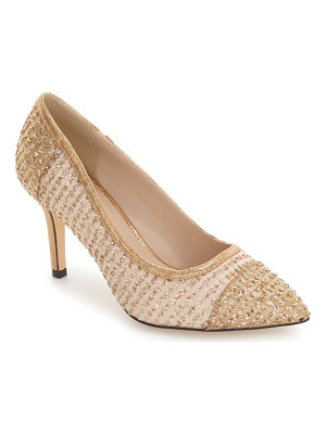 MENBUR Tambre Embellished Pointy Toe Pump