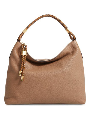 Michael Kors 'large skorpios' leather hobo