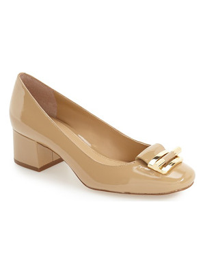 MICHAEL MICHAEL KORS 'Gloria' Square Toe Pump