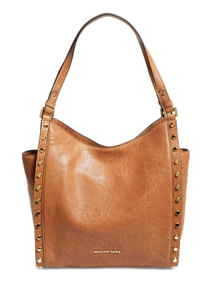 MICHAEL MICHAEL KORS Medium Newbury Leather Tote