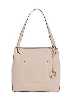 MICHAEL MICHAEL KORS Medium Walsh Leather Tote