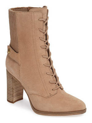 MICHAEL Michael Kors michael by michael kors carrigan lace-up bootie