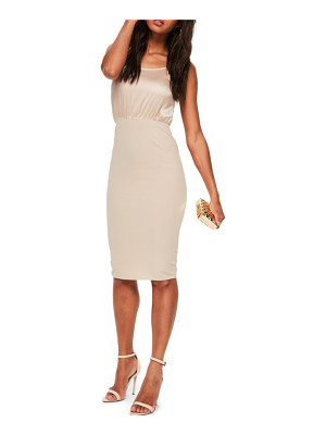 MISSGUIDED Body-Con Dress