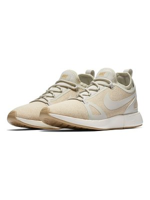 Nike duel racer knit running shoe