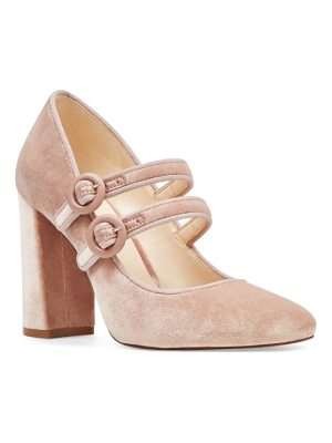 NINE WEST Dabney Double Strap Mary Jane Pump