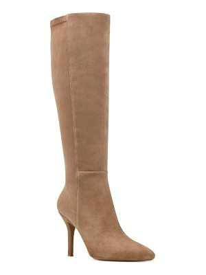 NINE WEST Fallon Pointy Toe Knee High Boot