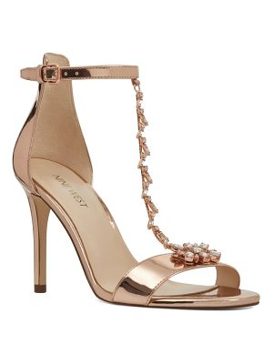 NINE WEST Mimosana T-Strap Sandal