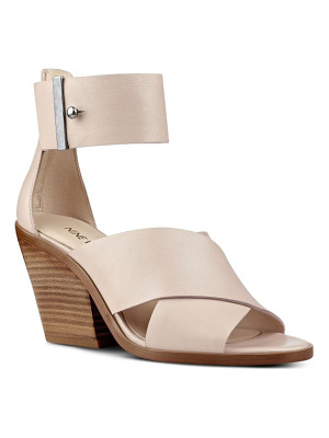 NINE WEST Yannah Block Heel Sandal