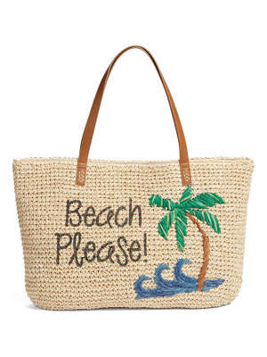 Nordstrom beach please tote
