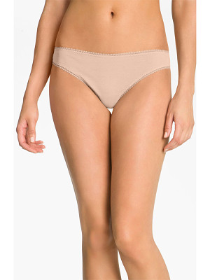 On Gossamer 'cabana' cotton thong