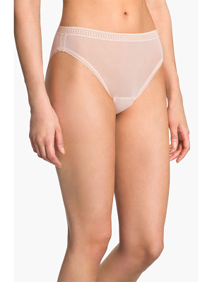 ON GOSSAMER High Cut Briefs