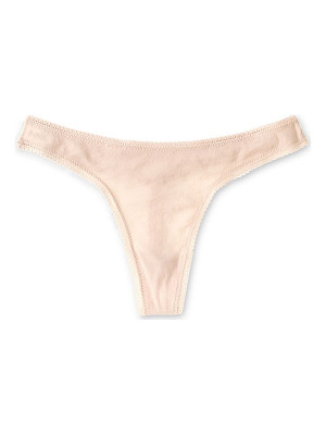 ON GOSSAMER 'Hip-G' Mesh Thong