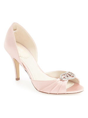 PINK PARADOX LONDON 'Amour' D'Orsay Pump