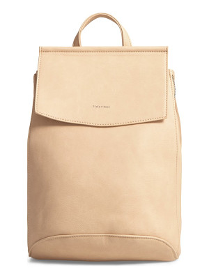 Pixie Mood faux leather convertible backpack
