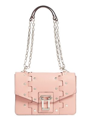 PROENZA SCHOULER Hava Studded Leather Shoulder Bag