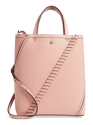 Proenza Schouler mini hex whipstitch calfskin leather tote