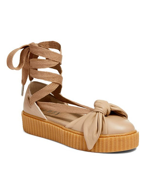 PUMA fenty  by rihanna bow creeper sandal