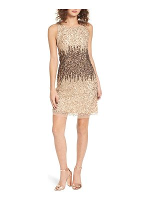 RAGA Sequins And Champagne Dress