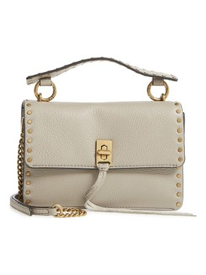 REBECCA MINKOFF Darren Top Handle Crossbody Bag