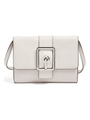 Rebecca Minkoff hook up convertible leather clutch