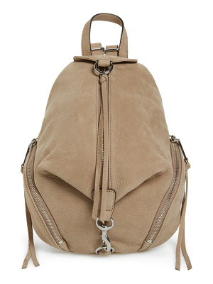 REBECCA MINKOFF Medium Julian Leather Backpack