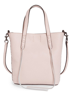 REBECCA MINKOFF Mini Leather Tote