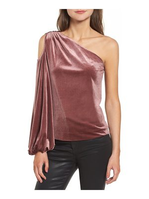 Rebecca Minkoff minka one shoulder top