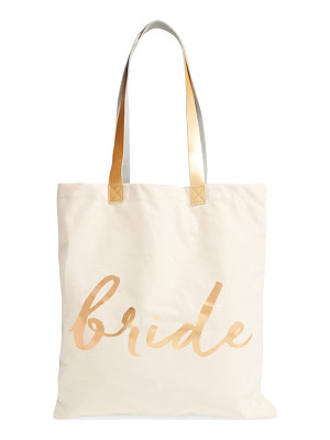 ROSANNA 'Bride' Canvas Tote