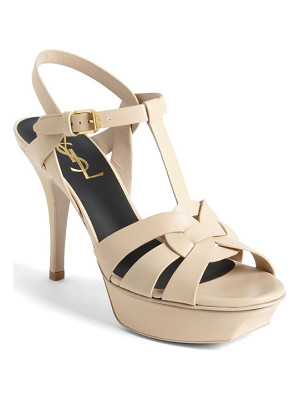 Saint Laurent 'tribute' sandal