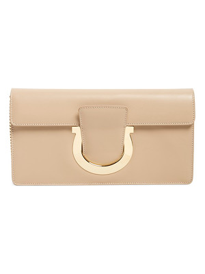 SALVATORE FERRAGAMO 'Thalia' Leather Shoulder Bag
