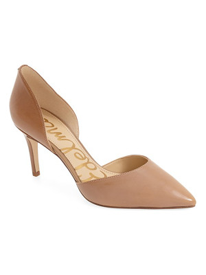 SAM EDELMAN 'Telsa' D'Orsay Pointy Toe Pump