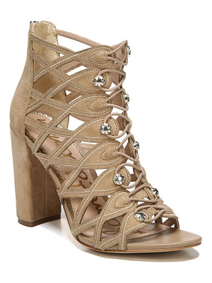 SAM EDELMAN Yeager Bootie Cage Sandal