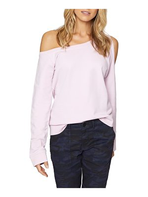 SANCTUARY Alexi Asymmetrical Sweatshirt