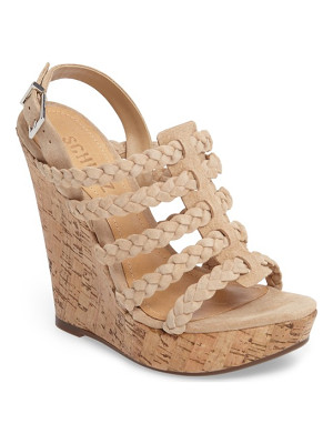 SCHUTZ Abigally Wedge Sandal