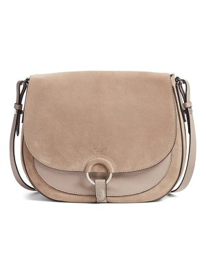 SERAPIAN MILANO Mini Nefer Cachemire Crossbody Bag